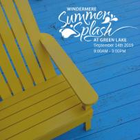 Summer Splash Event Photo