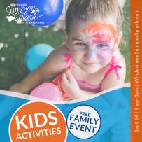 Summer Splash Kids Activities