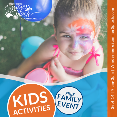 Summer Splash Kids Activities